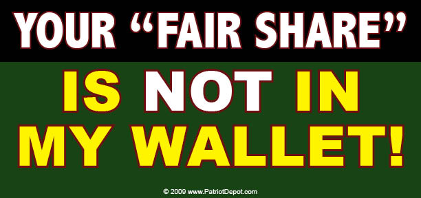 What IS My Fair Share?