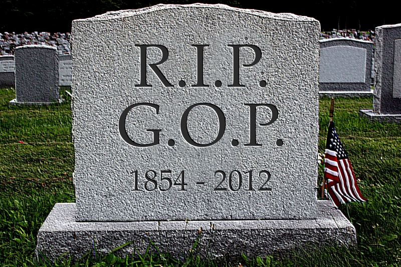 Is The GOP Dead?