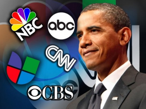 Journalism As Profession Dies With Contrasting Coverage Of Bush, Obama Inaugurations
