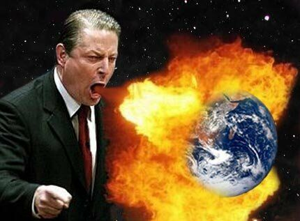 Reporter Seriously Asks If Asteroid Coming At Earth Was Caused By Global Warming