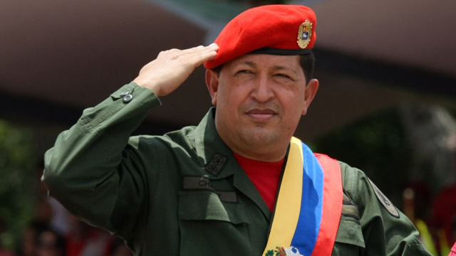 Hugo Chávez is Dead